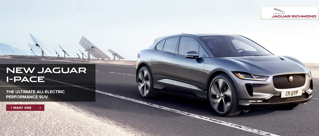 New Jaguar I-PACE Richmond