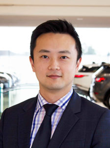 William Liang-Sales and Leasing Consultant